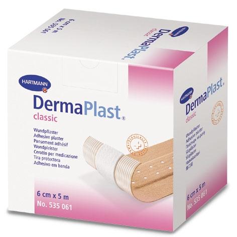 Náplast DermaPlast classic 4cm x 5 m
