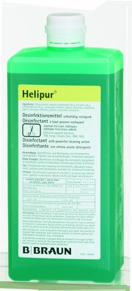 HELIPUR dezinfekce na nástroje 1 l